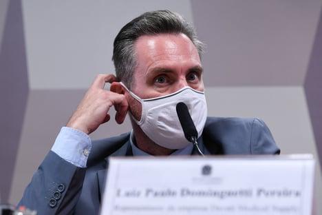 Saiba quem é Dominguetti, o incrível PM que disse ao governo ser capaz de vender vacinas