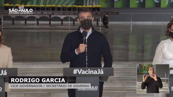 Garcia: 288 cidades de SP não registraram mortes por Covid na última semana