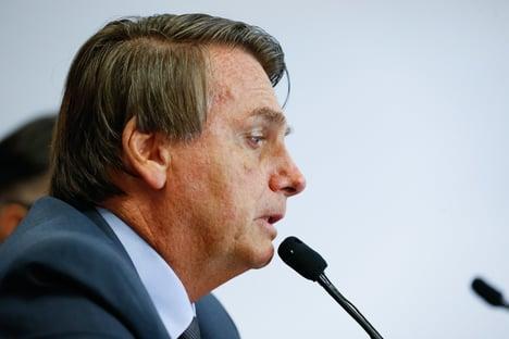 Em ato por voto impresso, Bolsonaro faz nova ameaça a eleições