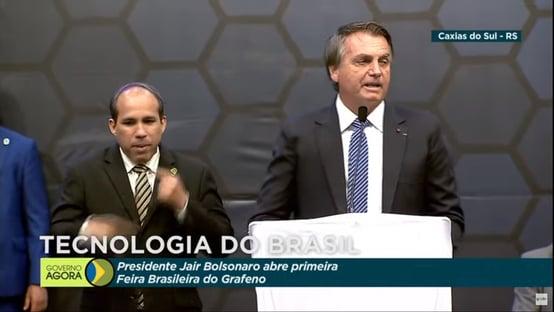 Meu couro é grosso, diz Bolsonaro sobre pressões e desgaste político