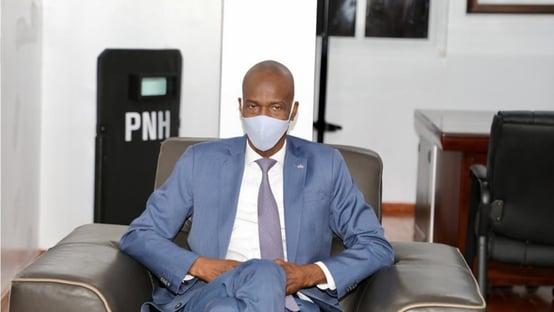 Haiti: coordenador de segurança do presidente assassinado é preso