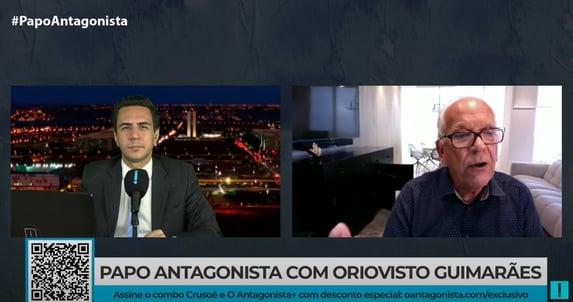 """""""Até hoje, ele não disse não'"""", diz Oriovisto, sobre candidatura de Moro"""