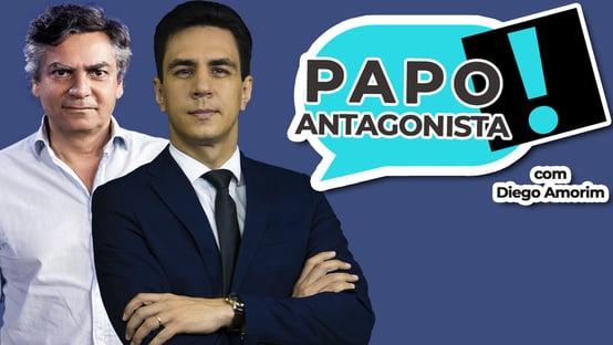 AO VIVO: fundão e férias – Papo Antagonista com Diego Amorim e Diogo Mainardi