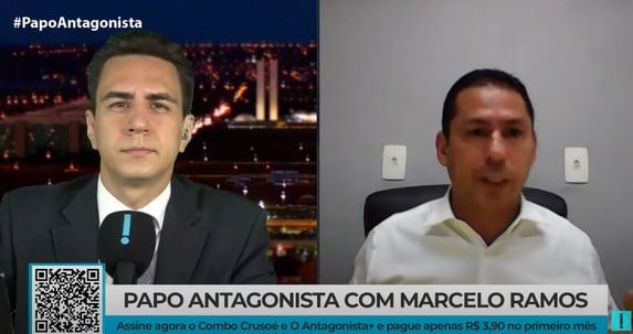Marcelo Ramos diz que pode ter sido alvo de armação do governo para dobrar fundão