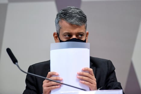 Plenário do TCU confirma suspensão de aditivo da VTCLog assinado por Roberto Dias