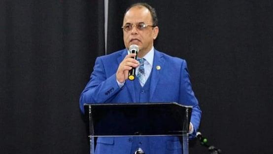AO VIVO: reverendo Amilton Gomes de Paula, fala à CPI da Covid