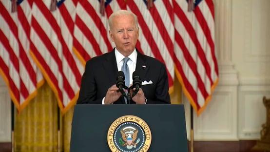 Biden assina decreto para divulgar documentos confidenciais do 11 de Setembro