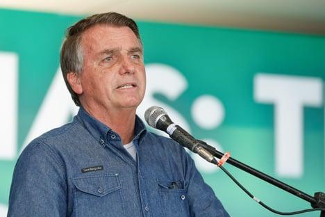"""Bolsonaro: 'posição contra marco temporal é o fim do agronegócio"""""""