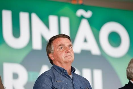 Sobre a arregada de Bolsonaro