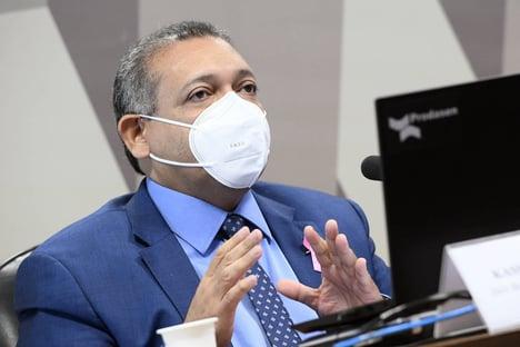 Kassio nega quebra de sigilo de assessor das Comunicações, pedida pela CPI da Covid