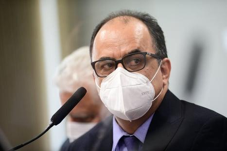 """""""Eu desconheço essa conversa"""", diz reverendo Amilton, sobre citações a Jair Bolsonaro"""