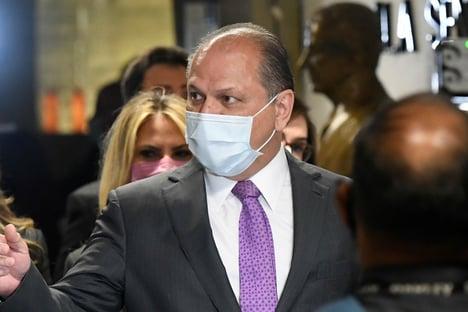 Ricardo Barros diz que foi impedido de intervir em contrato da Global Saúde