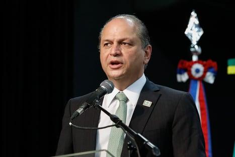 Ricardo Barros nega indicações de Roberto Dias e Regina Célia