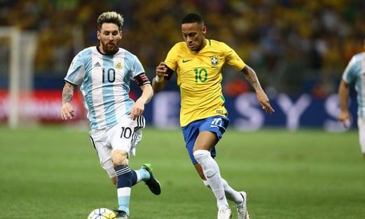 Jogo entre Brasil e Argentina em São Paulo será aberto ao público