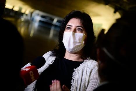 """Simone Tebet, após atos esvaziados pelo impeachment: """"Alguém achou que seria fácil?"""""""