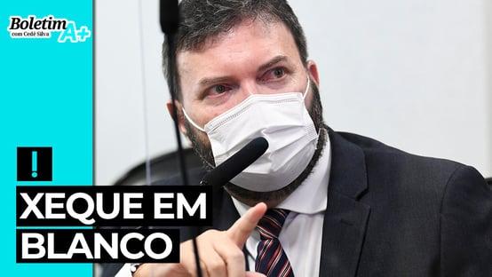 Boletim A+: xeque em Blanco