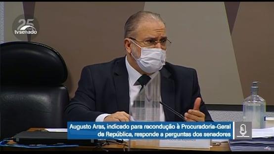 Aras diz que Brasil vive polarização permanente, gravíssima – mas não aponta o culpado