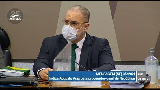 """Aras manda recado a Janot: """"Na minha gestão, não houve forjação de provas"""""""