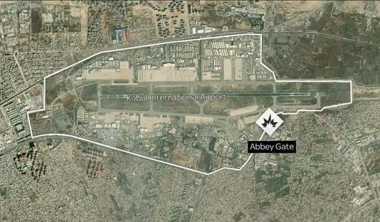 Explosão no aeroporto de Cabul deixa 13 mortos e dezenas de feridos