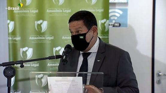 Bolsonaro deixa Mourão de fora da Conferência do Clima