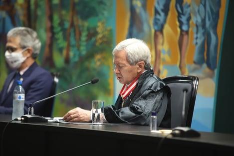 Presidente do Tribunal de Contas de MG renuncia por motivos de saúde