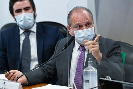CPI da Covid nega vazamento de dados de Barros