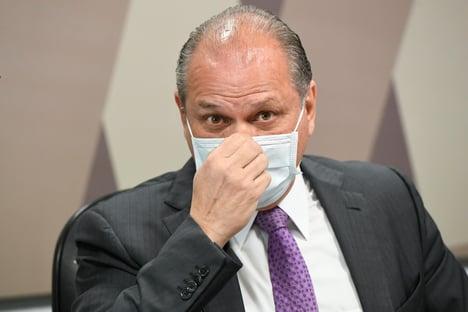 """Ricardo Barros: """"A CPI insiste em uma narrativa falsa"""""""