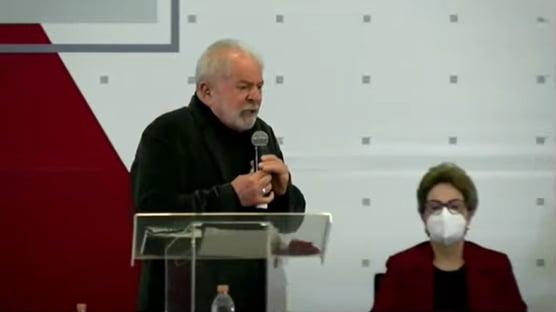 Lula culpa imprensa por impeachment e volta a defender controle da mídia