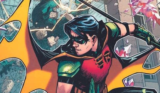 Robin é bissexual em nova HQ de Batman