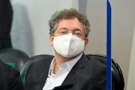 Termina depoimento do dono da Precisa à CPI da Covid; presidente da Belcher é o próximo