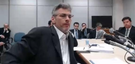 Marqueteiro que delatou Bendine diz receber hoje R$ 3.700 por mês