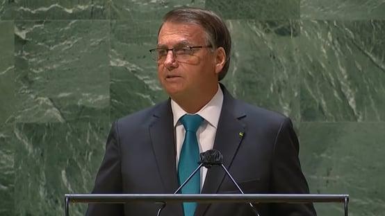 Leia a íntegra do discurso de Jair Bolsonaro na Assembleia Geral da ONU