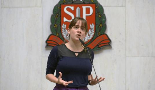 Deputada contraria PSOL e confirma presença em ato contra Bolsonaro