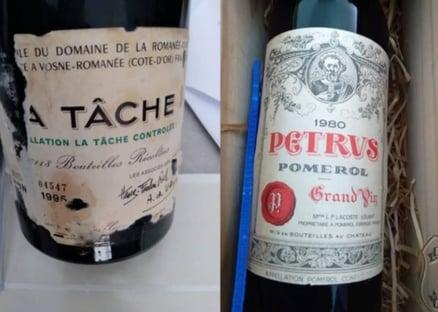PF recupera vinhos furtados do Itamaraty avaliados em R$ 57 mil