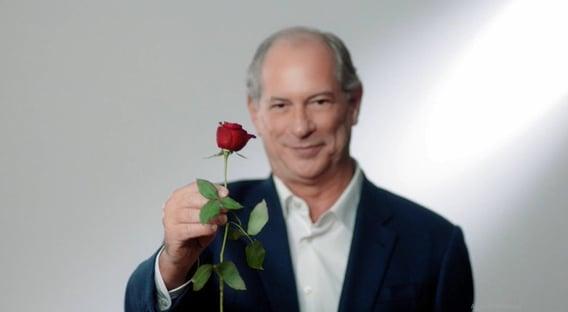 PDT no 12 de setembro: Trago esta rosa para te dar