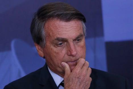 Bolsonaro prevê problemas com abastecimento de alimentos em 2022