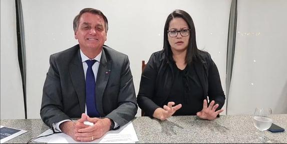 Em live, Bolsonaro ataca Globo e critica quem chamou atos do 7 de Setembro de antidemocráticos