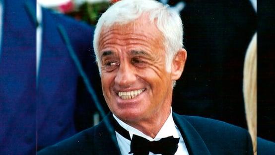 Morre, aos 88 anos, o ator francês Jean-Paul Belmondo