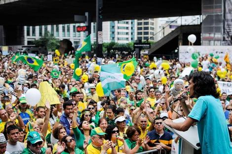Esquerdistas confirmam presença em ato contra Bolsonaro no dia 12; PT não adere