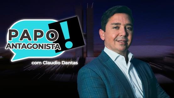 AO VIVO: um governo contagiante – Papo Antagonista com Claudio Dantas