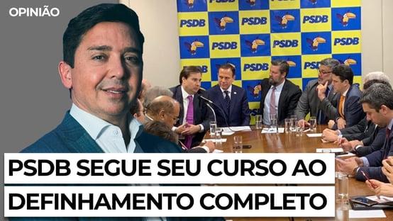 PSDB segue seu curso rumo ao definhamento completo