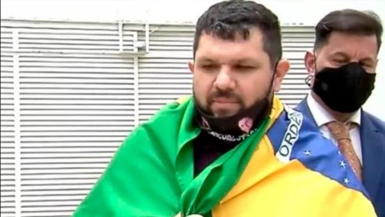 Moraes determina devolução de bens do blogueiro Oswaldo Eustáquio