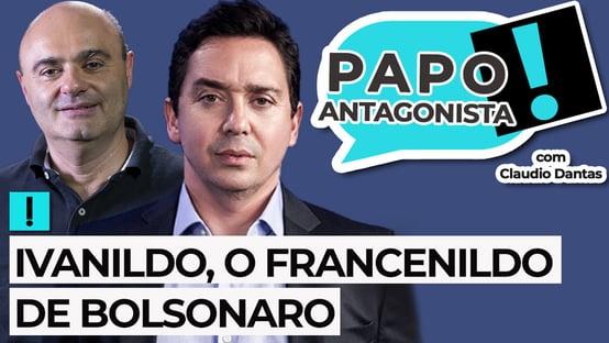 AO VIVO: Papo Antagonista com Claudio Dantas e Mario Sabino