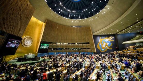 ONU confirma que não exigirá certificado de vacinação de chefes de Estado
