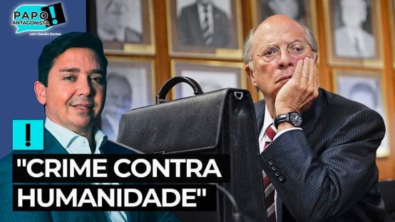 """Reale Júnior critica ações do governo Bolsonaro em Manaus: """"Crime contra humanidade"""""""