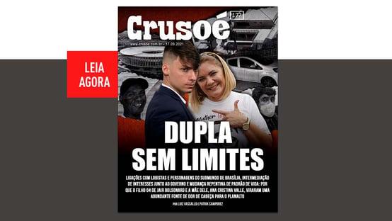 Crusoé: dupla sem limites