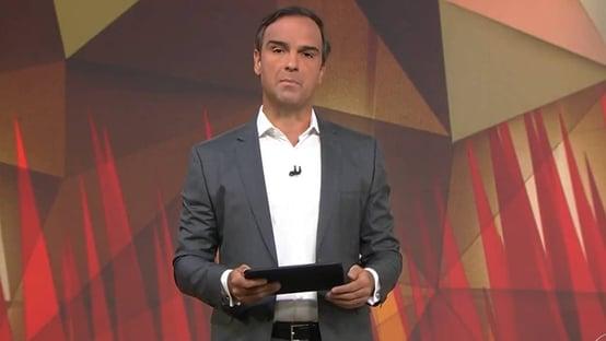 """Tadeu Schimdt deixa o """"Fantástico"""" e é o novo apresentador do """"Big Brother Brasil"""""""