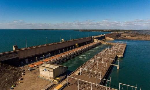 Crise hídrica: maior hidrelétrica de SP chega ao volume morto