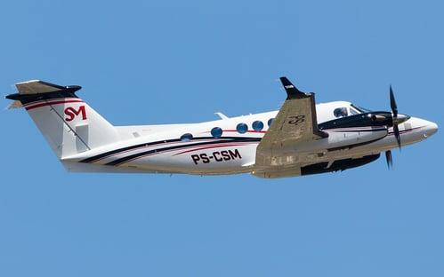 Aeronave de irmão de Rubens Ometto cai em Piracicaba
