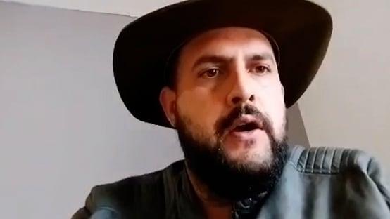 Zé Trovão fala em acordo com Bolsonaro e diz que espera habeas corpus do Supremo